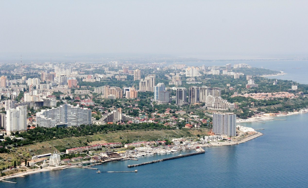 Недвижимость в Одессе и области