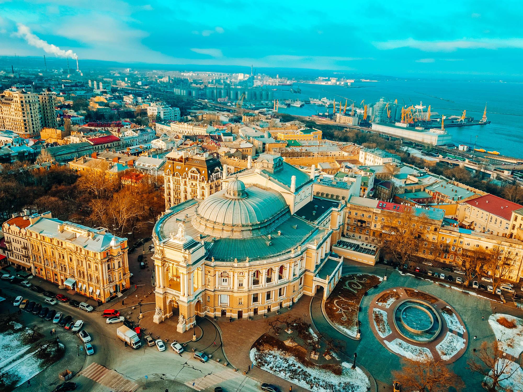 Какие районы самые популярные для проживания в Одессе