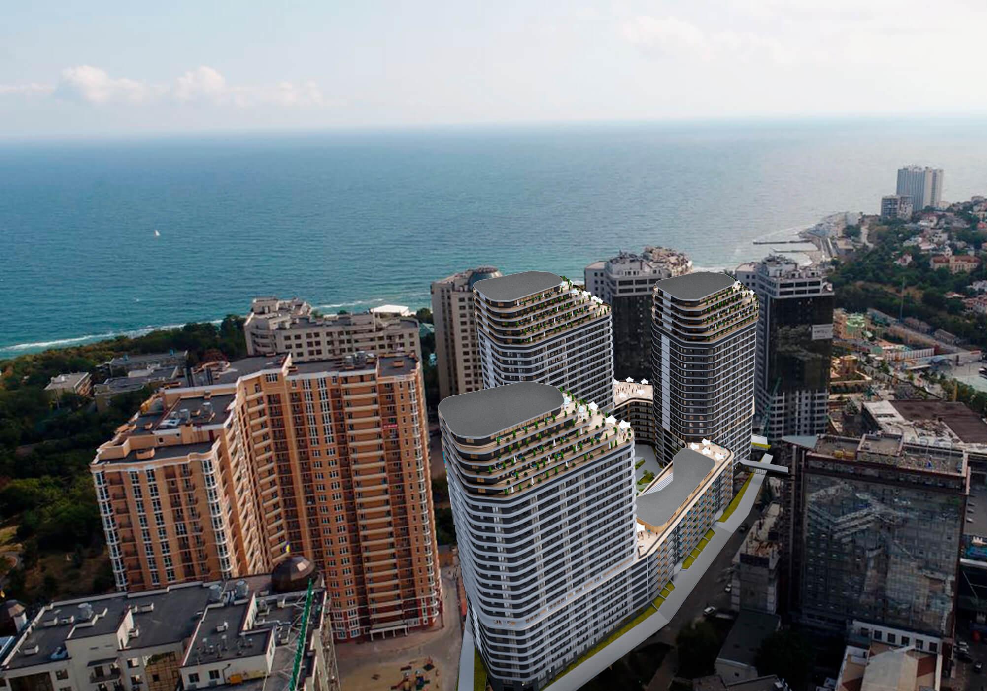 Почему новострои в Одессе лучше вторичного рынка жилья