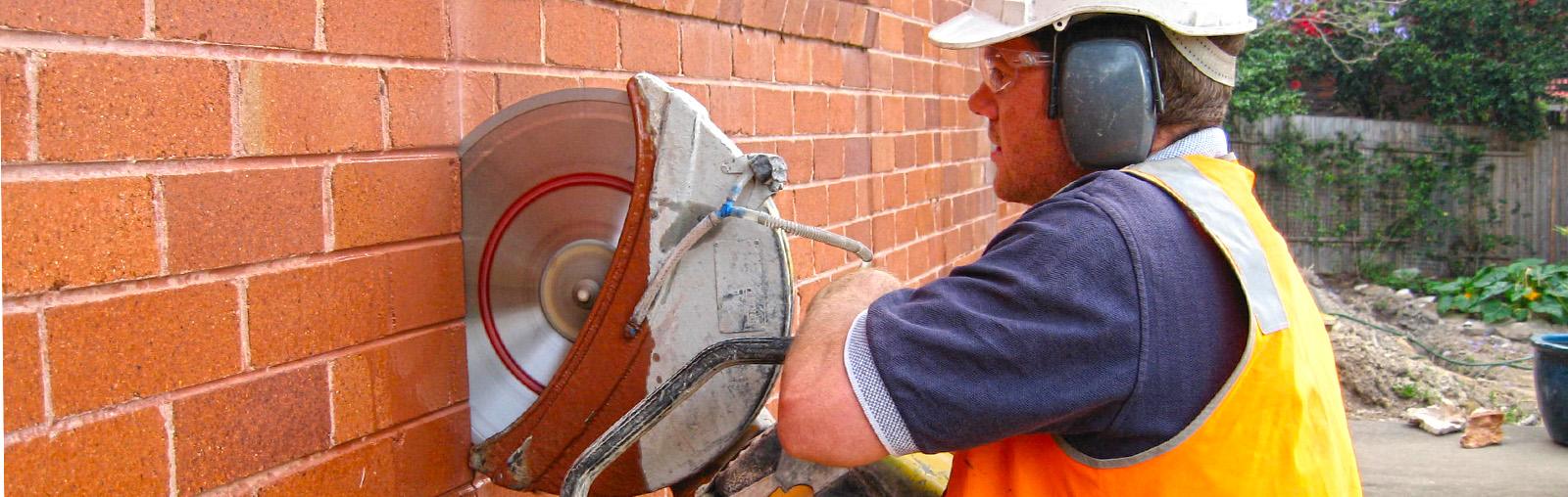 Резка бетона – уникальный метод строительного демонтажа, доступный каждому