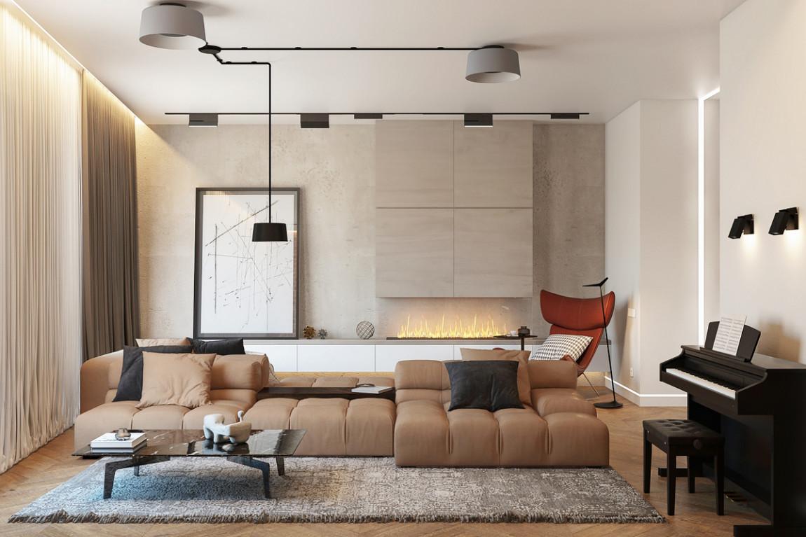 Кто поможет в реализации дизайна интерьера квартиры?